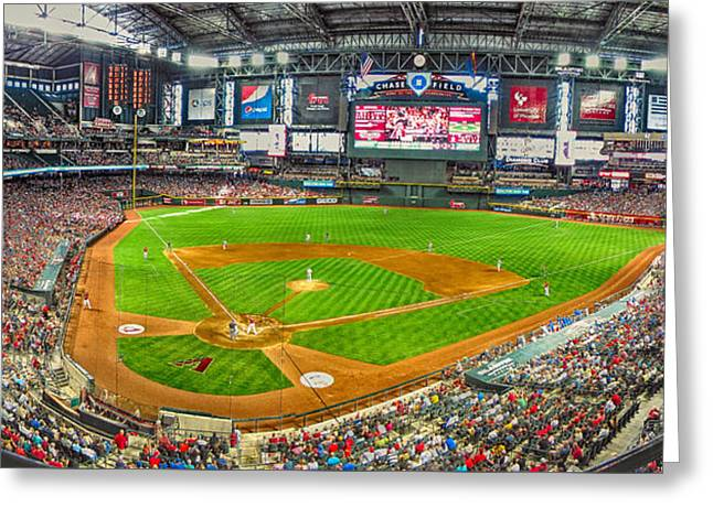 Chase Field 2013 Greeting Card