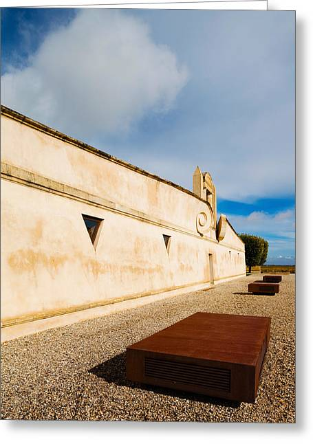Chateau Pichon Longueville Baron Winery Greeting Card