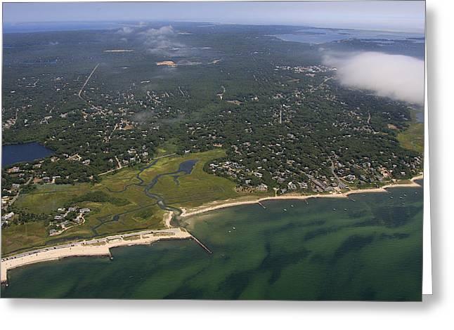 Chatham, Cape Cod Greeting Card