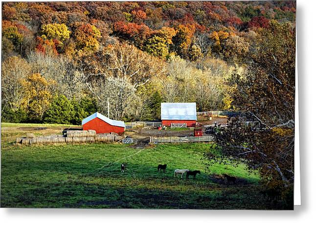 Cheavens Farm Greeting Card