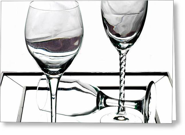 Cheers Greeting Card by Camille Lopez