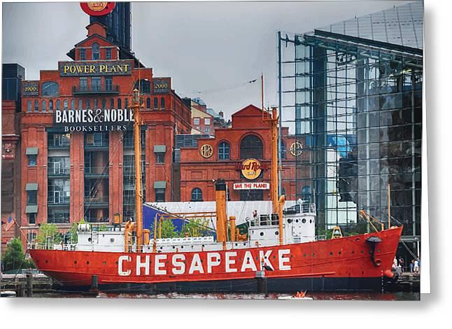 Chesapeake Greeting Card