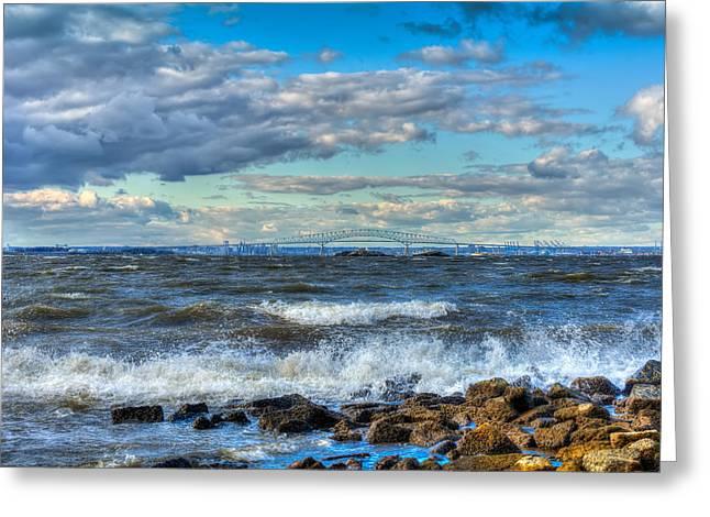 Chesapeake Winds Greeting Card