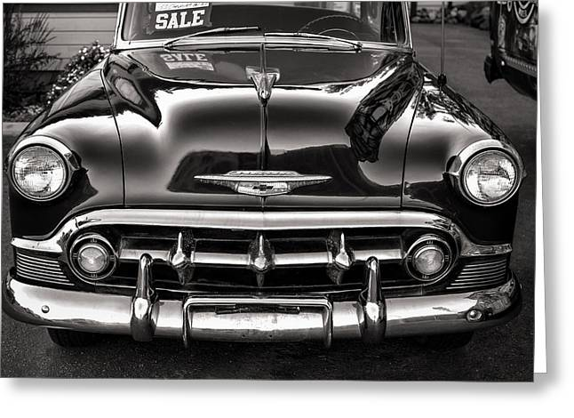Chevy For Sale Greeting Card