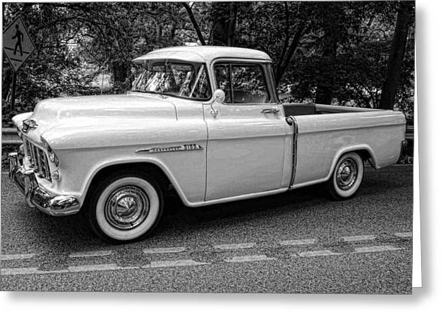Chevy Pickup Greeting Card