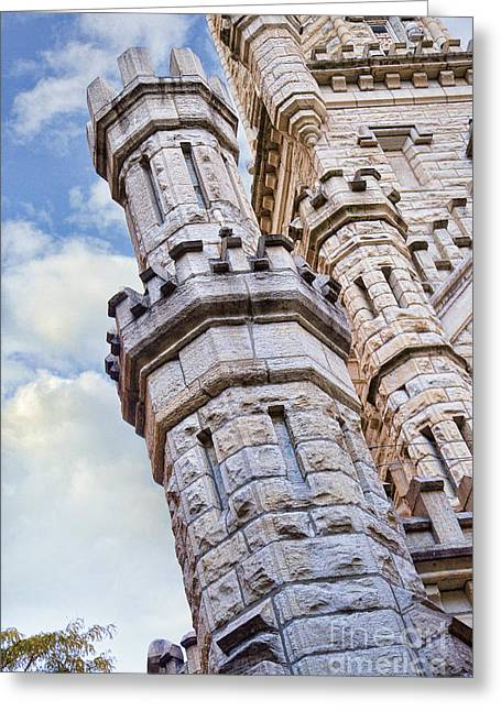 Chicago Water Tower 2 Greeting Card