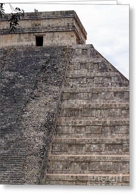 Chichen Itza Ruins 22 Greeting Card