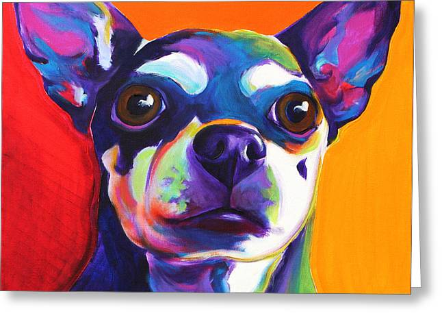 Chihuahua - Dolce Greeting Card