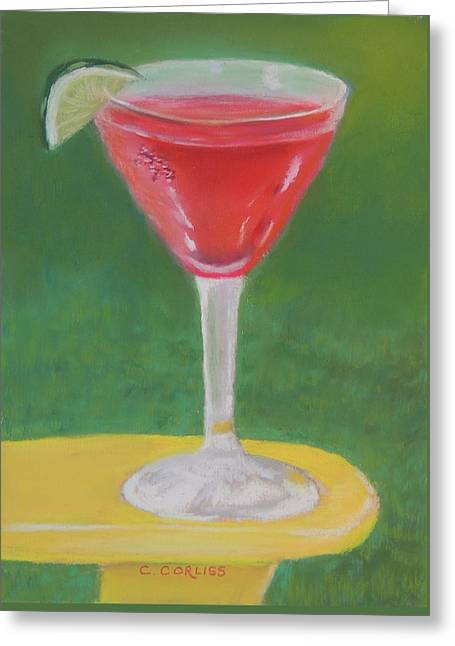 Cosmo Friday Greeting Card