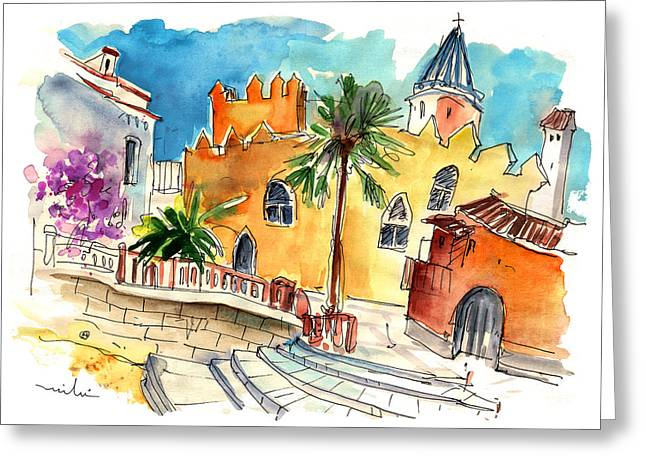 Chipiona Spain 06 Greeting Card by Miki De Goodaboom
