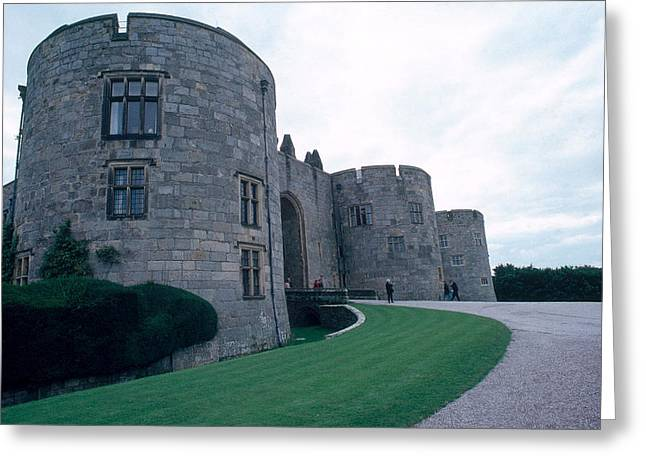 Chirk Castle Greeting Card
