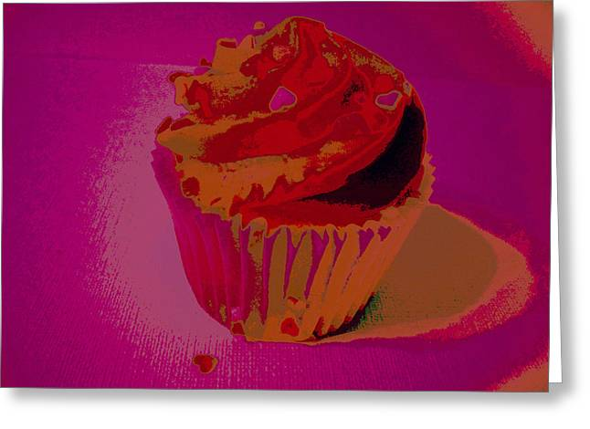 Chocolate Sensation Greeting Card by Erica  Darknell