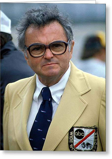 Chris Economacki Greeting Card