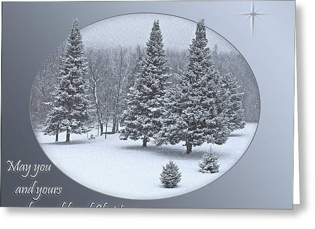 Christmas Card IIi Greeting Card