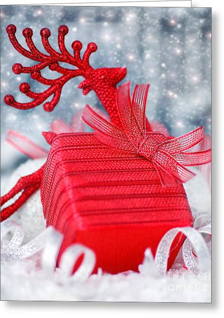 Christmas Gift Greeting Card