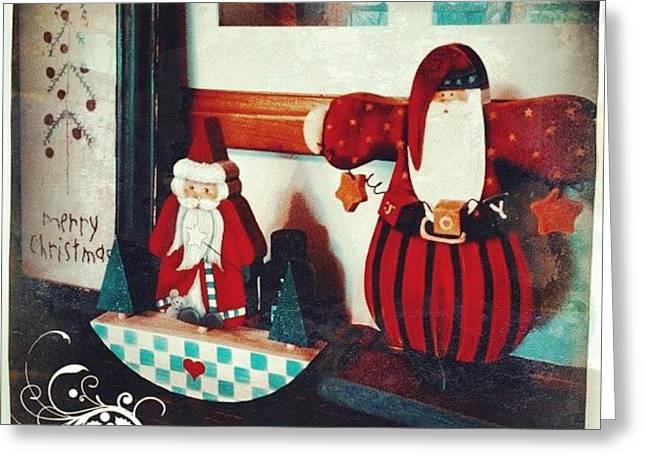 Christmas Joy #phonto #altphoto Greeting Card