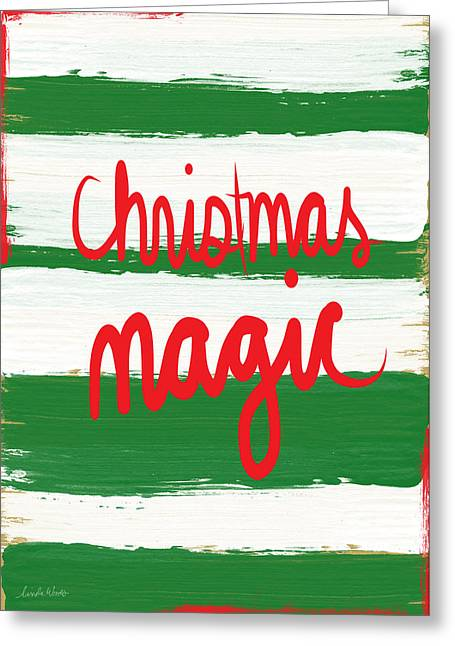 Christmas Magic - Greeting Card Greeting Card