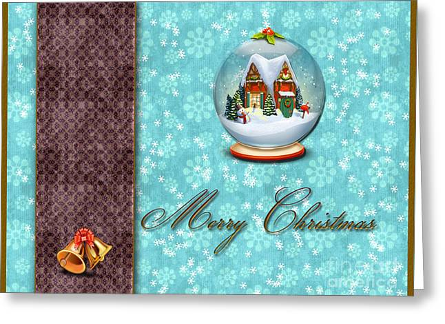 Christmas Card 13 Greeting Card