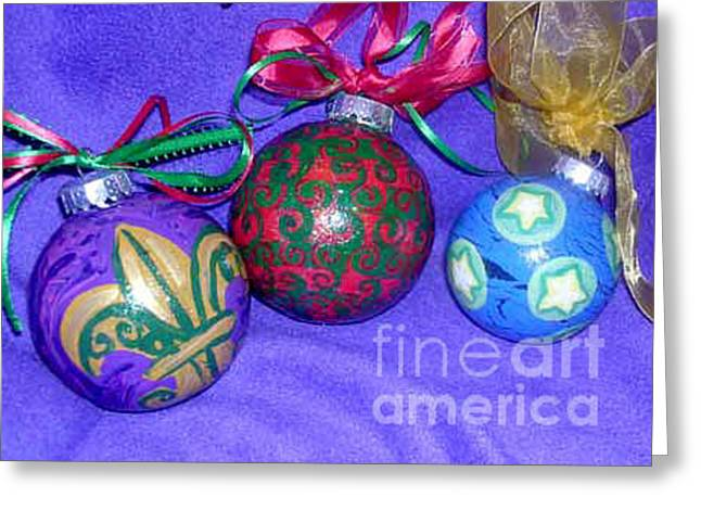 Genevieve greeting cards page 16 of 43 fine art america christmas ornaments 2 greeting card m4hsunfo