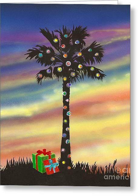 San Clemente Christmas Greeting Card
