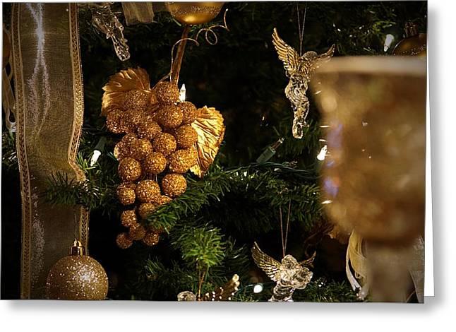 Christmas Season Greeting Card by Thomas Fouch