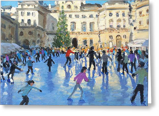 Christmas Somerset House Greeting Card