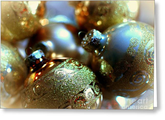 Greeting Card featuring the photograph Christmas Spirit by JRP Photography