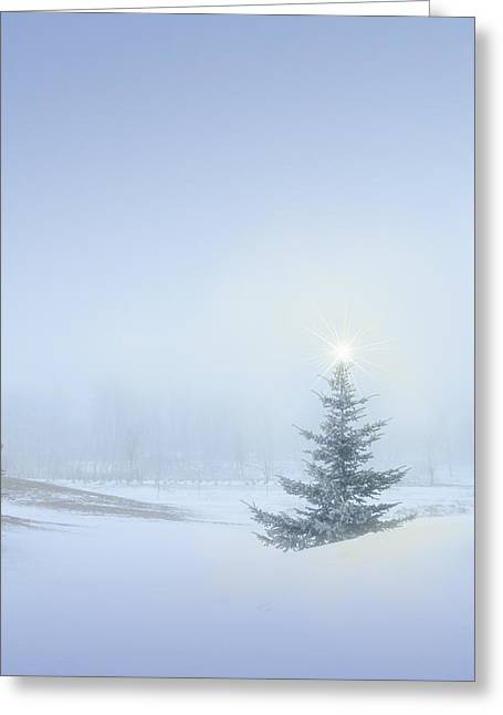 Christmas Spirit Greeting Card