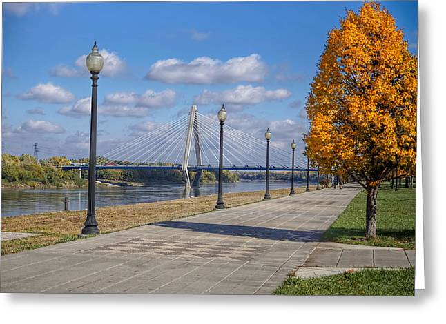 Christopher S. Bond Bridge Greeting Card
