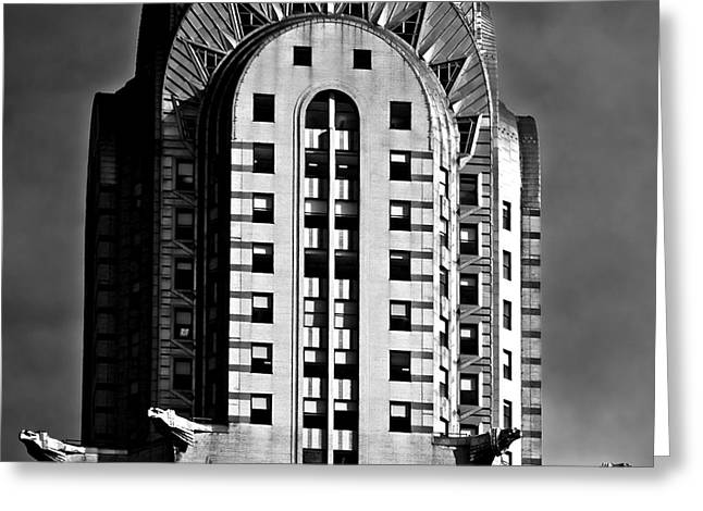 Chrysler Building Greeting Card