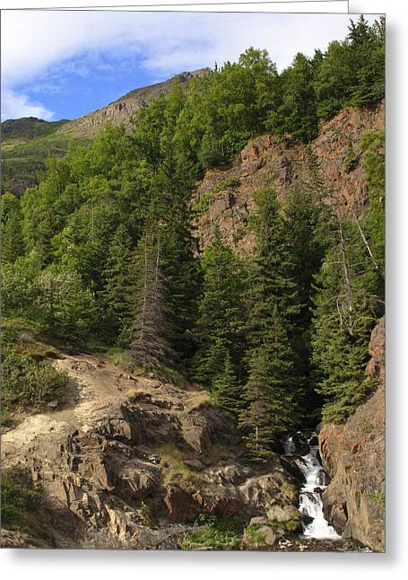 Chugach State Park Greeting Card