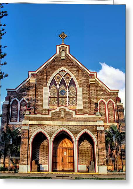Greeting Card featuring the photograph Church 1 by Dawn Eshelman