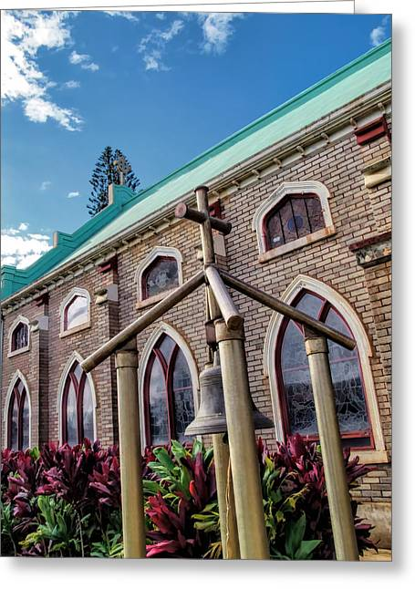 Greeting Card featuring the photograph Church 5 by Dawn Eshelman
