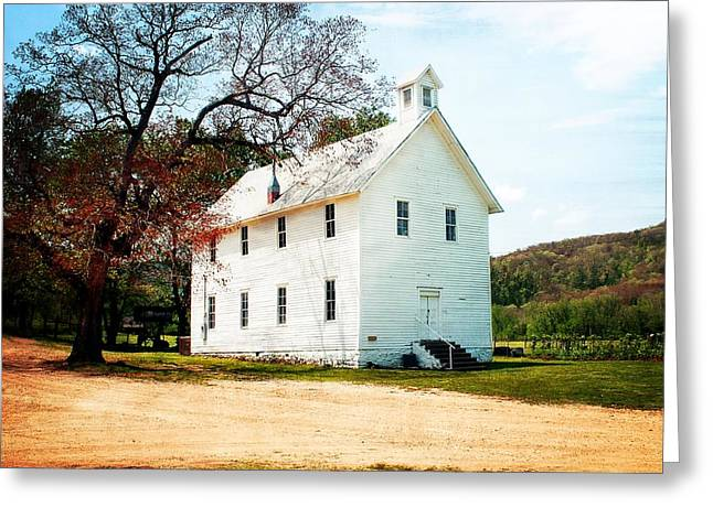 Greeting Card featuring the photograph Church At Boxley by Marty Koch