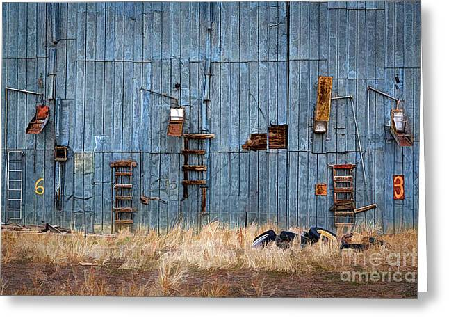 Chutes And Ladders Greeting Card by Jon Burch Photography