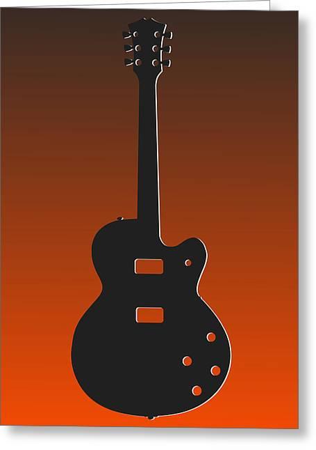 Cincinnati Bengals Guitar Greeting Card