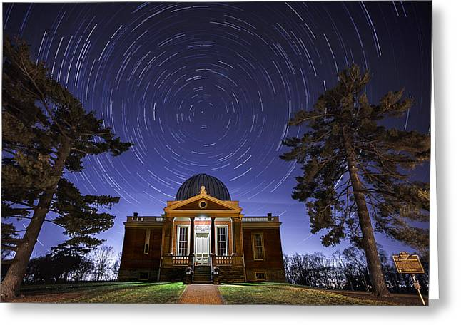 Cincinnati Observatory Greeting Card