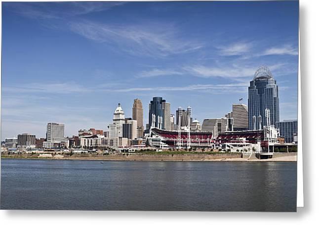 Cincinnati Greeting Card