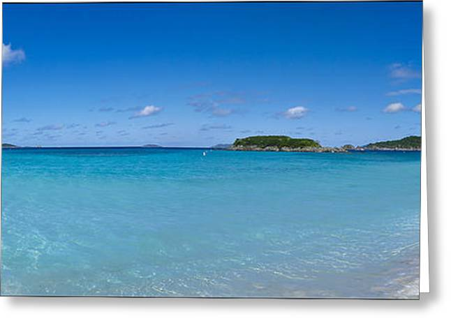 Cinnamon Bay 2 Greeting Card