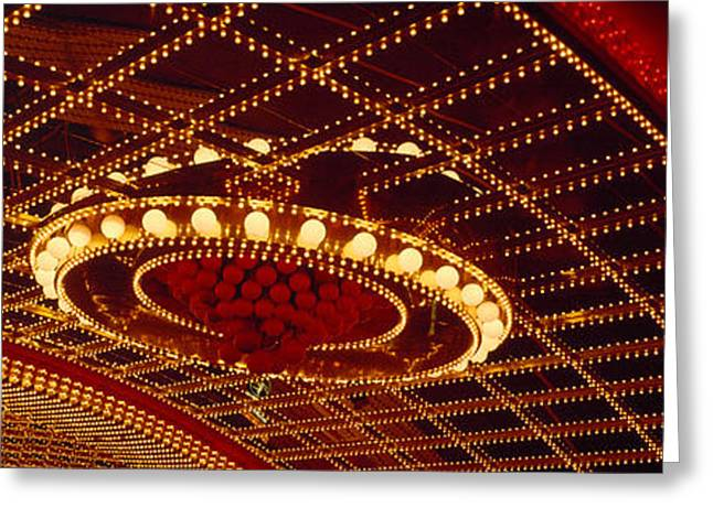 Circus Circus, Las Vegas,nevada Greeting Card by Panoramic Images