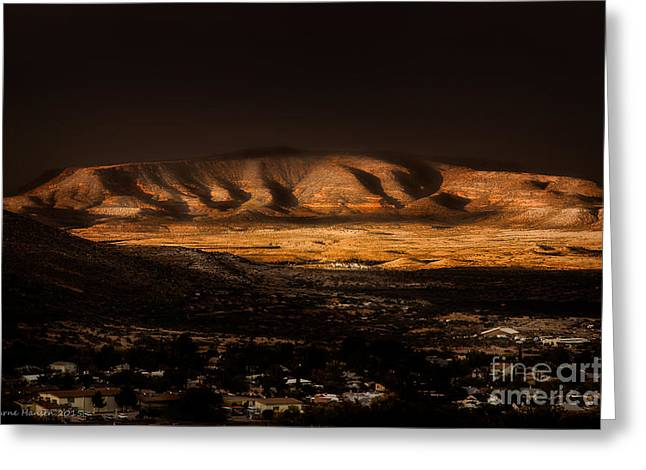 Clarkdale #38 Greeting Card