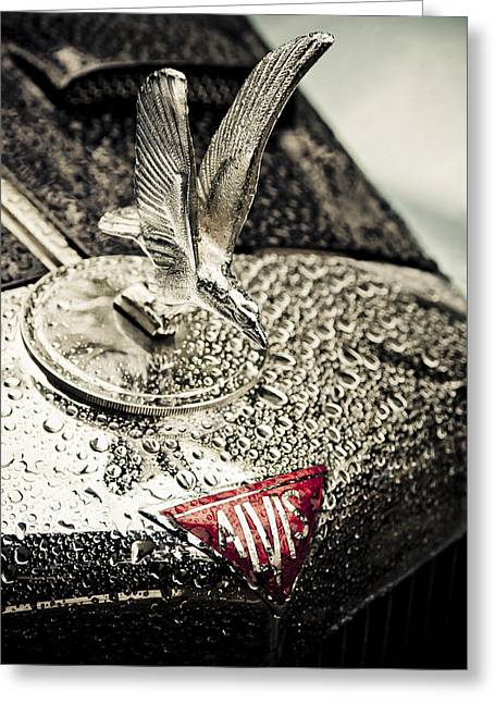 Classic Alvis Greeting Card by Phil 'motography' Clark