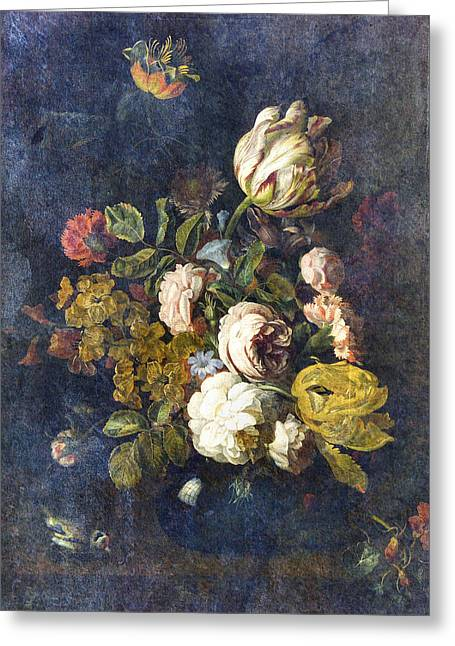 Classical Bouquet - S0104t Greeting Card