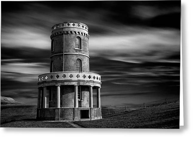 Clavell Tower Greeting Card