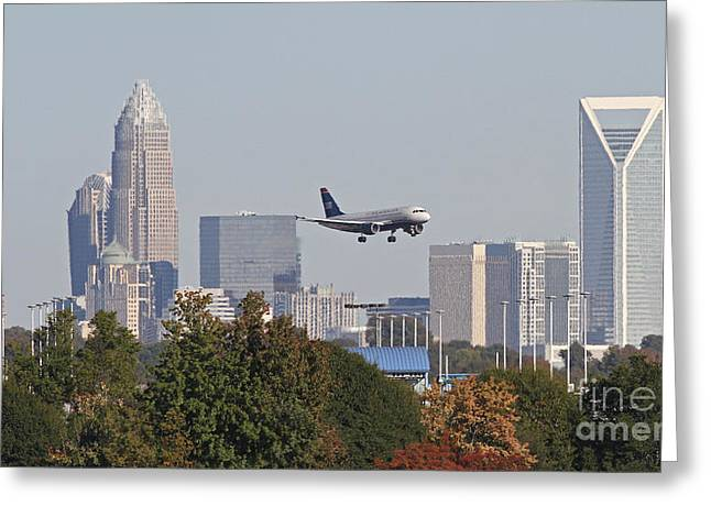 Cleared To Land Greeting Card