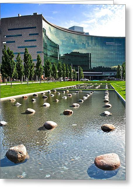 Cleveland Clinic Greeting Card