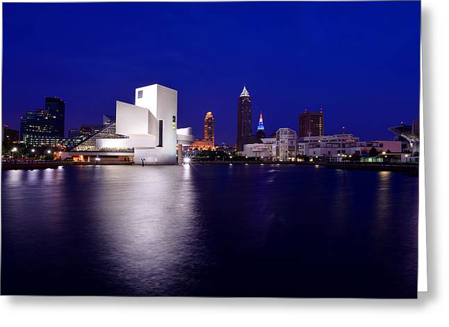 Cleveland North Shore Greeting Card