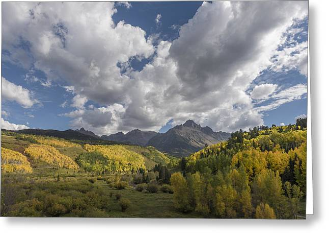 Closer To Heaven Greeting Card by Jon Glaser
