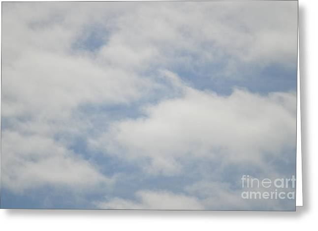 Cloud 9 Greeting Card by Sheldon Blackwell