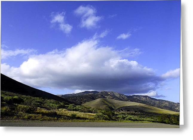 Cloud Cover Greeting Card